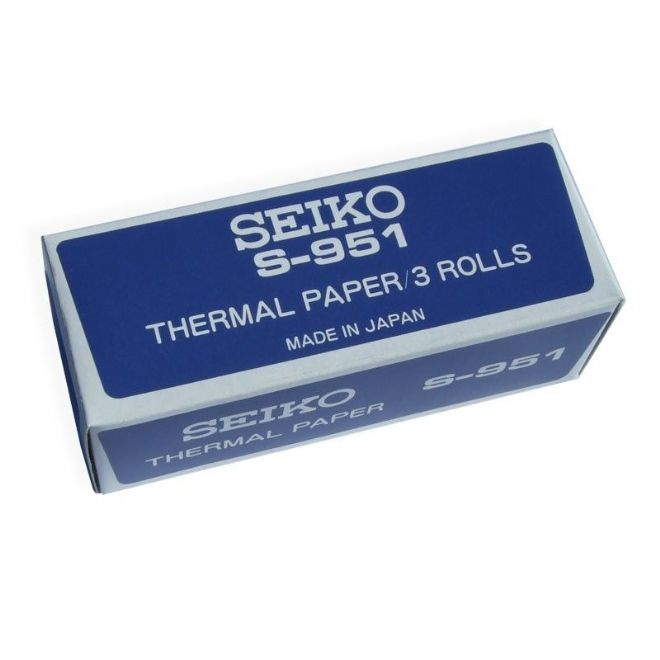 Seiko S951 Thermal Printer Paper - Saturn Stopwatches
